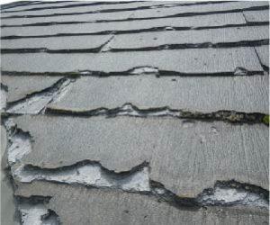 屋根材の劣化