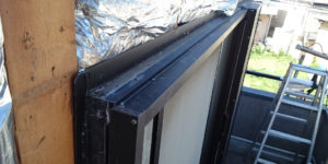 外壁の雨漏り修理の写真