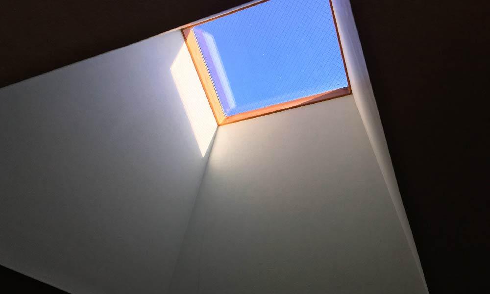 天窓の写真
