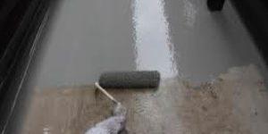 ベランダ防水工事の写真