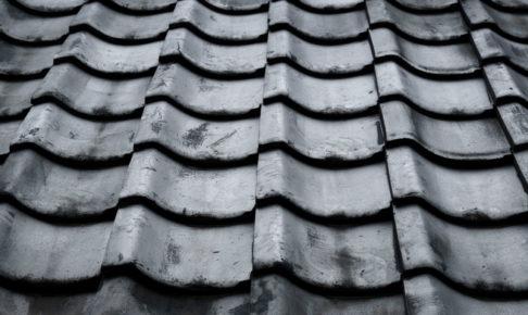 屋根瓦の写真