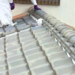 屋根瓦修理の確認