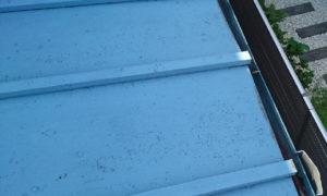 トタン屋根の修理