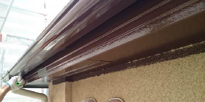 窯業系の破風板
