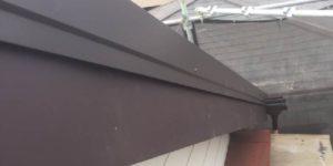 金属系の破風板
